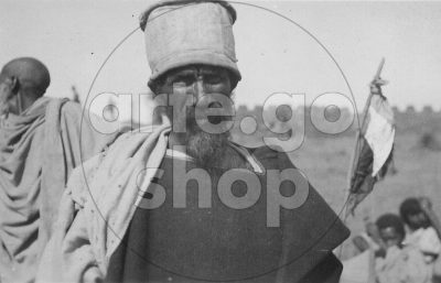 Africa Orientale Italiana - Prete copto