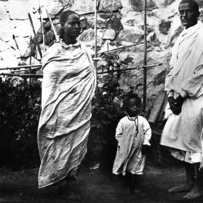 Africa Orientale Italiana - Famiglia abissina