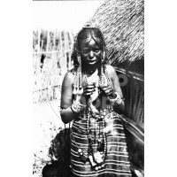 Africa Orientale Italiana - Donna cumana