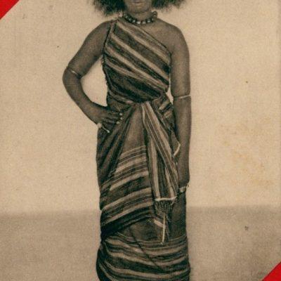 Africa Orientale Italiana - Giovane bellezza somala