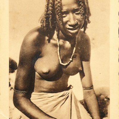 Africa Orientale Italiana - Donna Baza