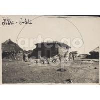 Africa Orientale Italiana - Casa di Abbi Addi