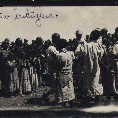 Africa Orientale Italiana - Fantasia indigena