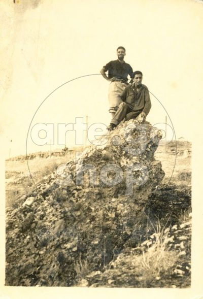 Africa Orientale Italiana - Militari italiani