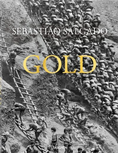 Sebastião Salgado. Gold. Edizione italiana, spagnola e portoghese