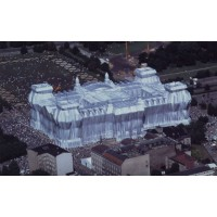 Christo & Jeanne-Claude. Wrapped Reichstag, Berlin 1971-95 (Opera)