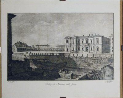 Palazzo del Ministero della Guerra (Opera)