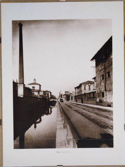 Milano. Naviglio - 1920 (Opera)