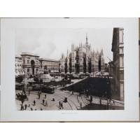 Milano. Piazza Duomo - 1890 (Opera)