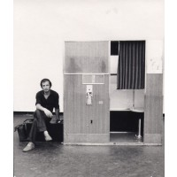 Franco Vaccari. Esposizione in Tempo Reale n.4: Lascia una traccia del tuo passaggio (Opera)