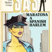 Gerard De Villiers. SAS: Maratona a Spanish Harlem