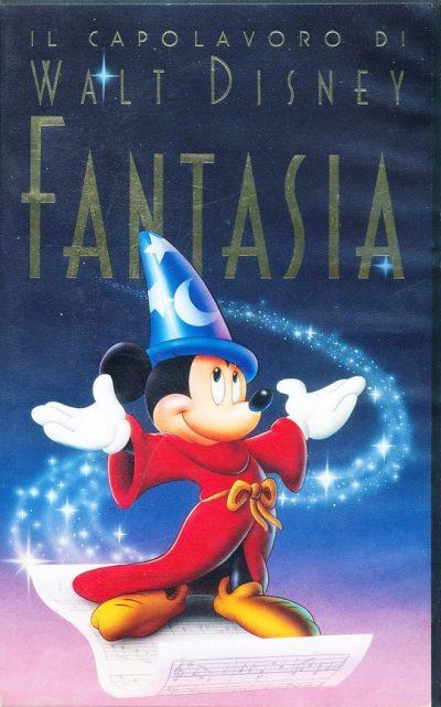 Fantasia (VHS)