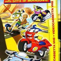 Gli Animotosi nella terra di Nondove (VHS)