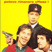 Aldo Giovanni & Giacomo. Potevo rimanere offeso! (VHS+Libretto)
