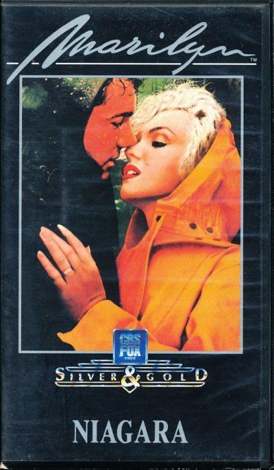 Marilyn - Niagara (VHS)
