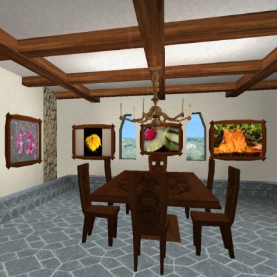 Expo 3d - Ambiente Armory