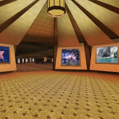 Expo 3d - Ambiente Camp