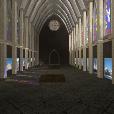 Expo 3d - Ambiente Cathedral