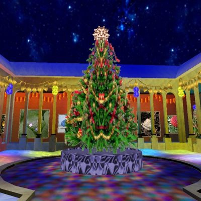 Expo 3d - Ambiente Christmas: 23 Opere