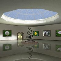 Expo 3d - Ambiente Exhibition Hall: 48 Opere