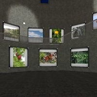 Expo 3d - Ambiente Light House: 73 Opere
