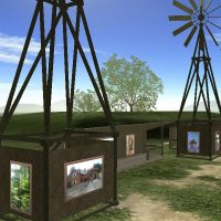 Expo 3d - Ambiente Mill: 60 Opere