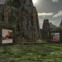 Expo 3d - Ambiente Mountains: 71 Opere