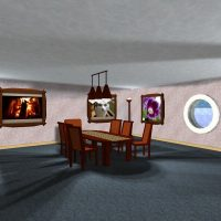Expo 3d - Ambiente Ship: 45 Opere