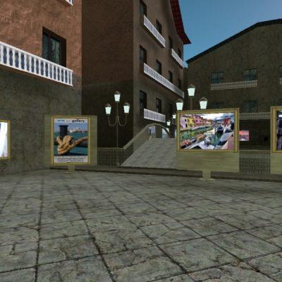 Expo 3d - Ambiente Venice: 56 Opere