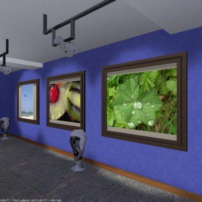 Expo 3d - Ambiente XMas Exhibiiton: 29 Opere