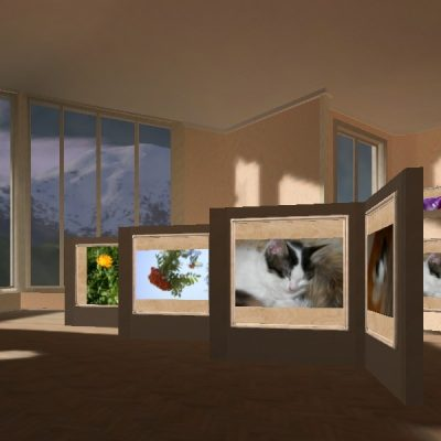 Expo 3d - Ambiente Yacht Wharf: 61 Opere
