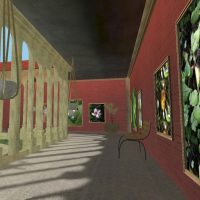 Expo 3d - Ambiente Yard: 24 Opere