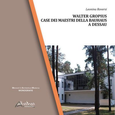Walter Gropius. Case dei maestri della Bauhaus a Dessau