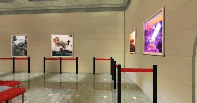Expo 3d – Ambiente Show Room: 25 Opere (WEB)