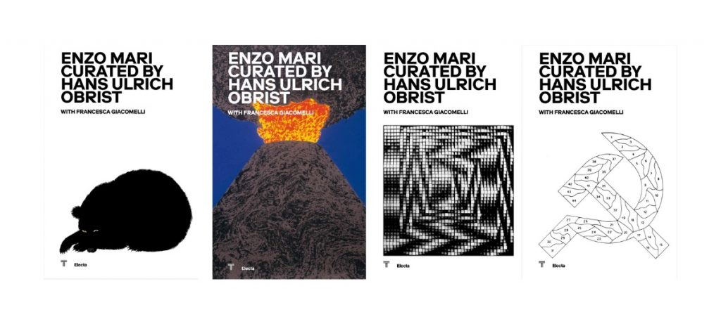 Enzo Mari curated by Hans Hulrich Obrist