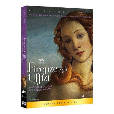 Firenze e gli Uffizi - Viaggio nel cuore del Rinascimento (DVD)
