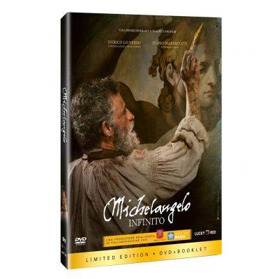 Michelangelo - Infinito (DVD + Booklet)