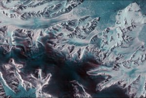Antarctic Peninsula glacier-2