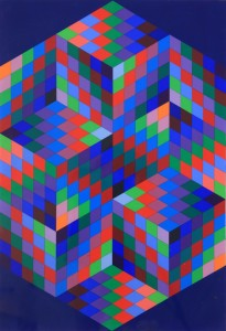 Vasarely - Fontana_2
