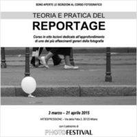 Corso Fotografico: Teoria e Pratica del Reportage