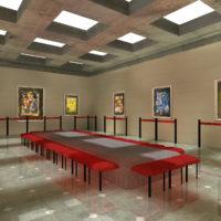 Expo 3d: Lo Show Room di Hector&Hector