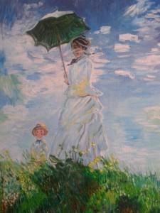 Monet_la-promenade-la-femme-a-l-ombrell