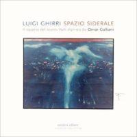 Libro: Luigi Ghirri. Spazio Siderale - Il sipario del teatro Valli dipinto da Omar Galliani