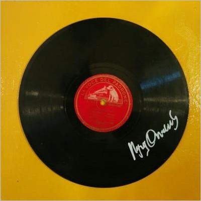 "Arte & Musica: ecco i ""DiscoGraphs"" (True Vinyl, Fake Signature Art)!"