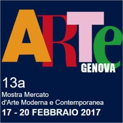 Artegenova 2017 mostra mercato d arte moderna e for Mostre d arte 2017