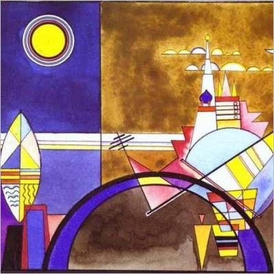 Kandinsky - Cage. Musica e Spirituale nell'Arte