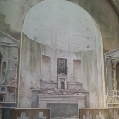 Domenico Fazzari. 80mq di silenzio