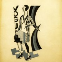 Fortunato Depero - Vogue