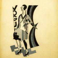 Fortunato Depero - Vogue