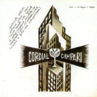 Fortunato Depero - Studio per Numero Uno Futurista Campari (recto)